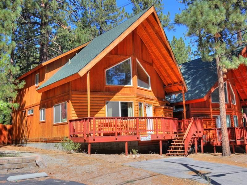Serenity Summit #1067 - Image 1 - Big Bear Lake - rentals