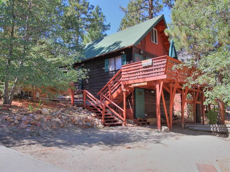 Bonita Cabin #1154 - Image 1 - Big Bear Lake - rentals
