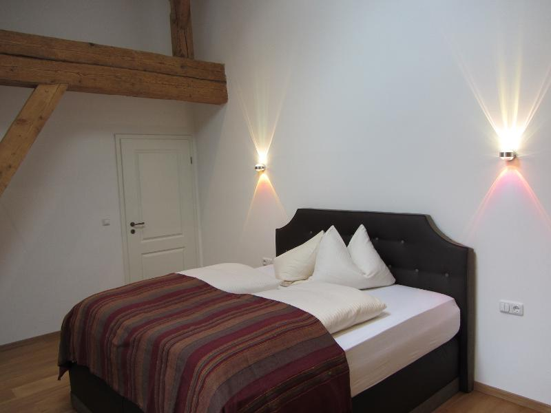 Huge bedroom - Luxury Apartment 50 minutes south of Munich! - Weilheim in Oberbayern - rentals