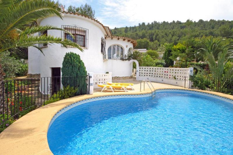 Casa Ladera - Image 1 - Javea - rentals