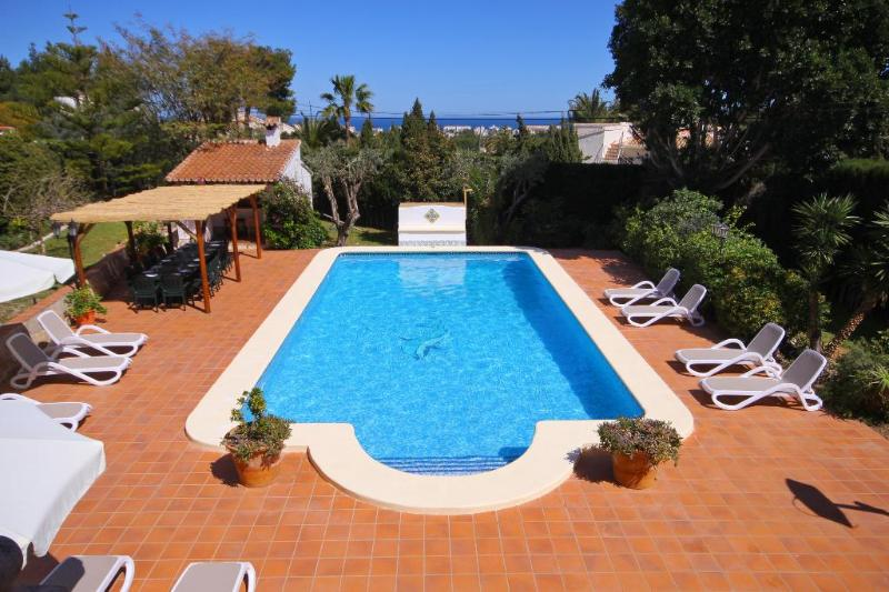 8 bedroom Villa in Javea, Alicante, Costa Blanca, Spain : ref 2126970 - Image 1 - Javea - rentals