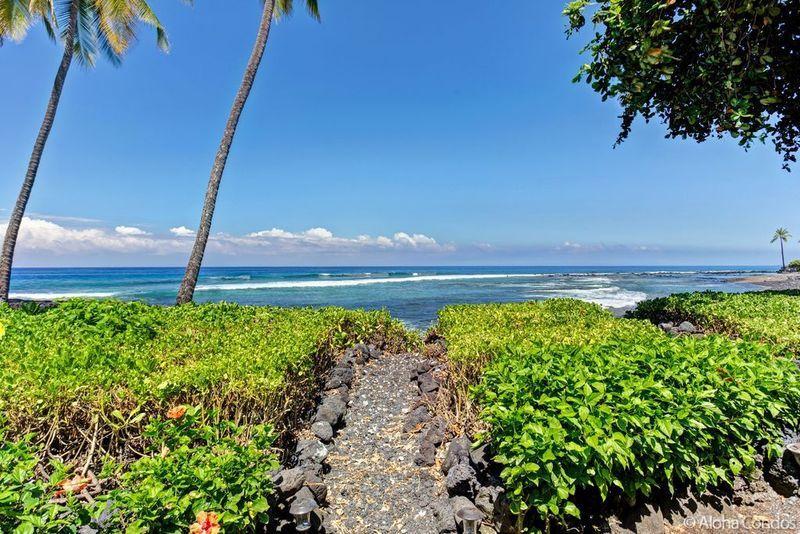 Keauhou Kona Surf and Racquet Club, Townhome 2 - Image 1 - Kailua-Kona - rentals