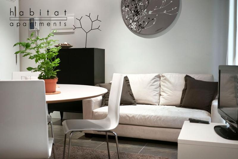 Habitat Apartments - Gran Via 1A apartment - Image 1 - Madrid - rentals