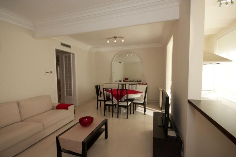 Luxury Gran Via apartment - Image 1 - Barcelona - rentals