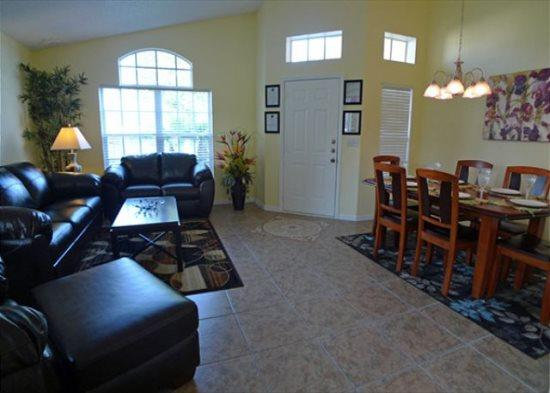 Lovely 4 Bedroom 2 Bathroom Villa with Saltwater Pool. 403BC - Image 1 - Orlando - rentals