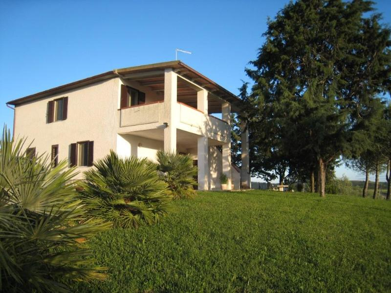 The villa - Farmhouse apartment near Scansano and Saturnia - Scansano - rentals