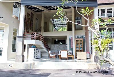 Stunning View 4 bedroom Villa Petanu River in Ubud - Image 1 - Ubud - rentals