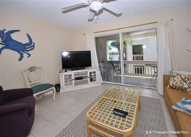 Your fun-filled Florida vacation starts here - Four Winds C5, 2 pools, beach, HDTVs, Blue Ray - Saint Augustine - rentals