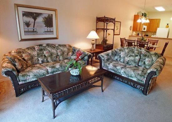 Wonderful Two Bedroom Condo With Resort Amenities. 107RR - Image 1 - Orlando - rentals