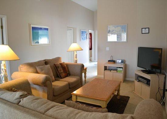 4 Bedroom 2 Bathroom Villa Close To Disney. 642HD - Image 1 - Four Corners - rentals