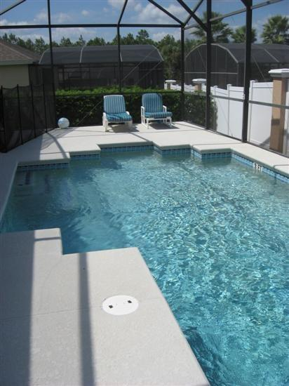 Executive 4 Bedroom 3 Bathroom Villa Near Disney. 404PL - Image 1 - Orlando - rentals