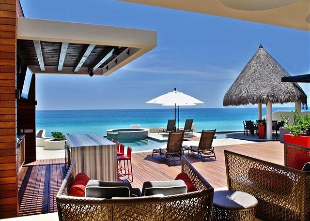 Casa Mateo, a sexy 5 bdrm villa with staff & services - Image 1 - San Jose Del Cabo - rentals