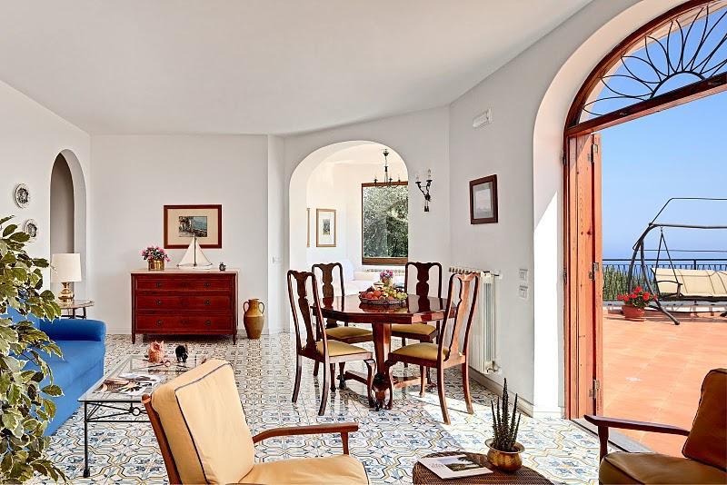 5 bedroom Villa in Massa Lubrense, Amalfi Coast, Campania, Italy : ref 2135489 - Image 1 - Sant'Agata sui Due Golfi - rentals