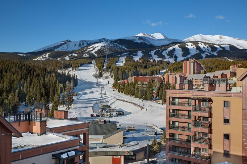 Choose Your Run on Peak Nine Breckenridge from Your 4th Floor Balcony - Gorgeous Ski In/Ski Out; Dec 13-21LAST MINUTE DEAL - Breckenridge - rentals