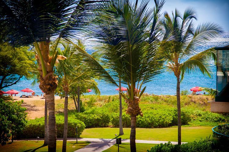 Maui Westside Properties: Hokulani 306 -  2 Bed/2 bath - Hear the Waves! - Image 1 - Kaanapali - rentals
