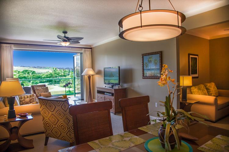Maui Westside Properties: Konea 312 - One Plus Den - Sleeps 6! - Image 1 - Kaanapali - rentals
