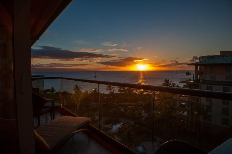 Maui Westside Properties: Konea 705 - Incredible Sunset Views Year Round!! - Image 1 - Kaanapali - rentals