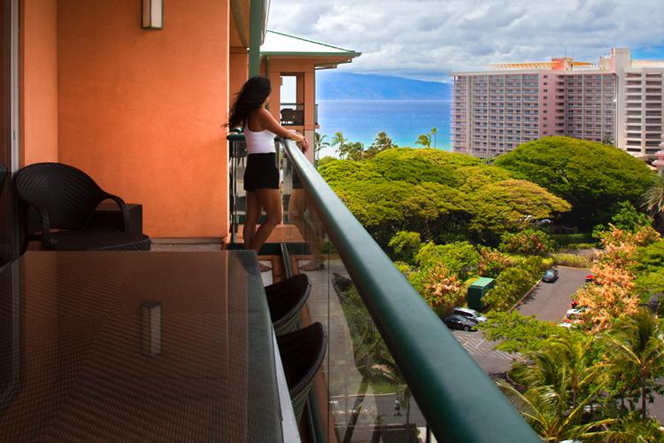 Maui Westside Properties: Konea 1024 - One Bedroom with Ocean View Penthouse Level! - Image 1 - Ka'anapali - rentals