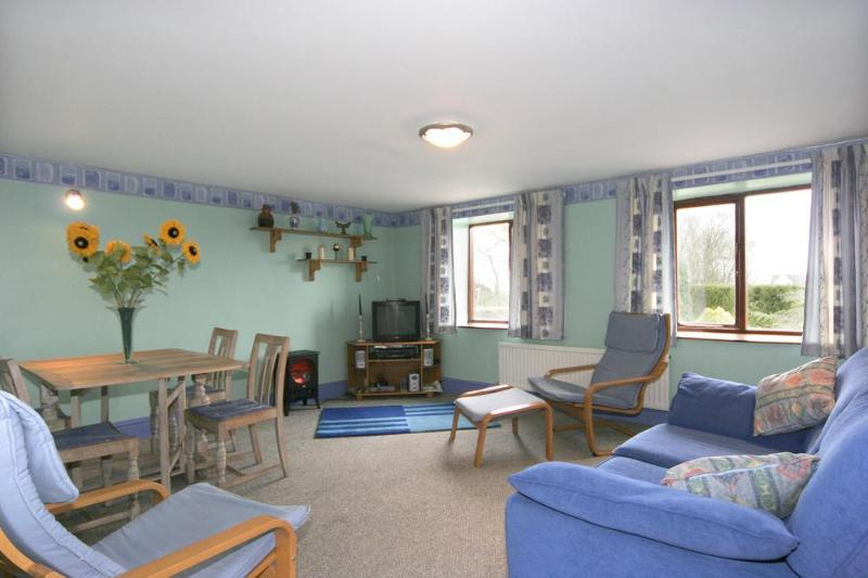 Lounge - Honeysuckle Cottage - Kingsbridge - rentals
