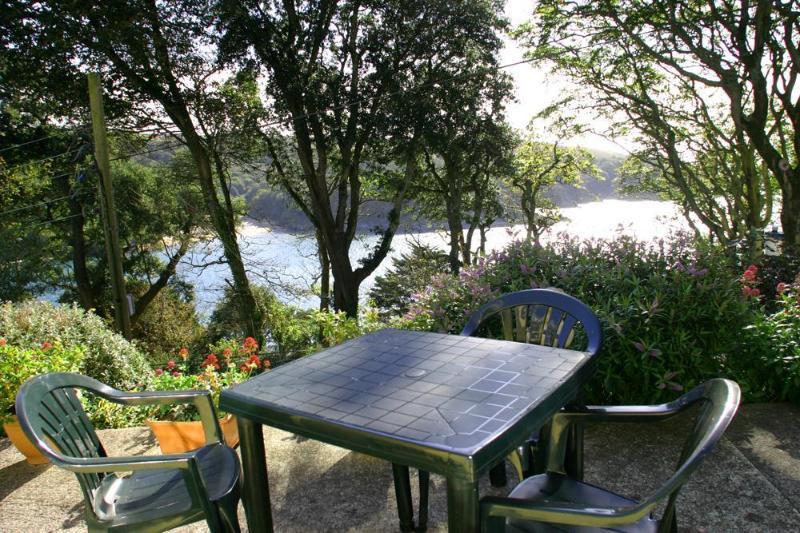 SUNRISE terrace resized - Sunrise, 8 Melbury - Salcombe - rentals