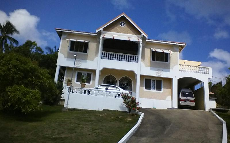 "Our Family House - ""Live Like a Local in Jamaica"" - Ocho Rios - rentals"