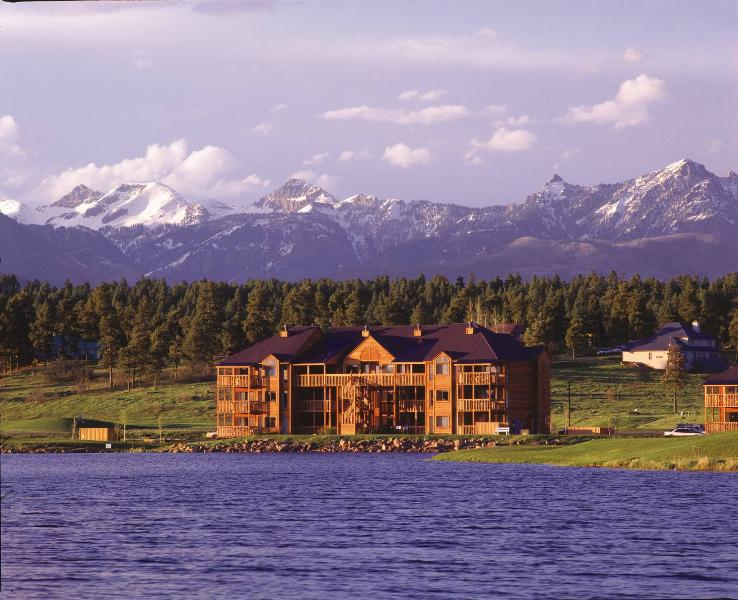 The views around our condos are world-class - Rocky Mountain Beauty – Wyndham Pagosa Springs 1-Bedroom Condo - Pagosa Springs - rentals