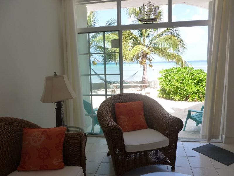 "Patio - The Sapodilla Apartment ""Stunning Sunsets"" - Nassau - rentals"