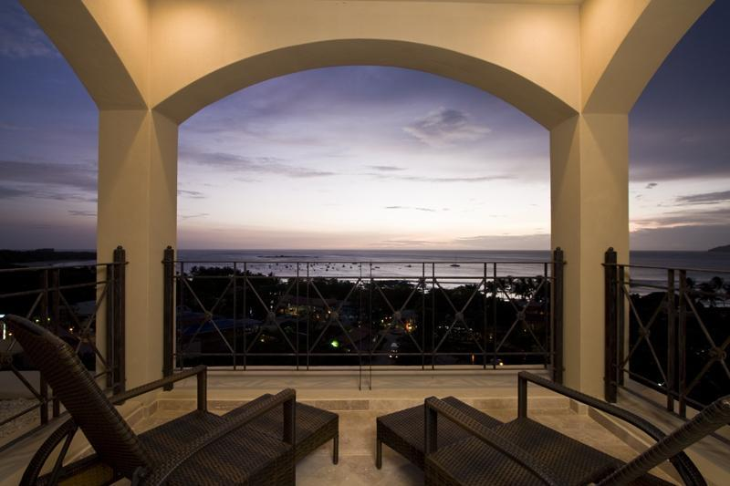View from your private balcony - Matapalo 601 - Tamarindo - rentals
