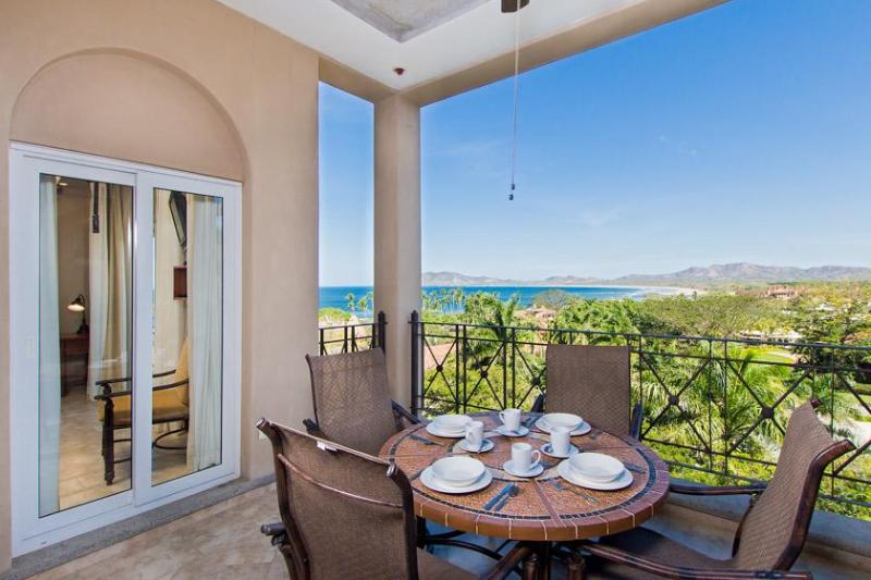 Private main balcony - Diria 501 - Tamarindo - rentals