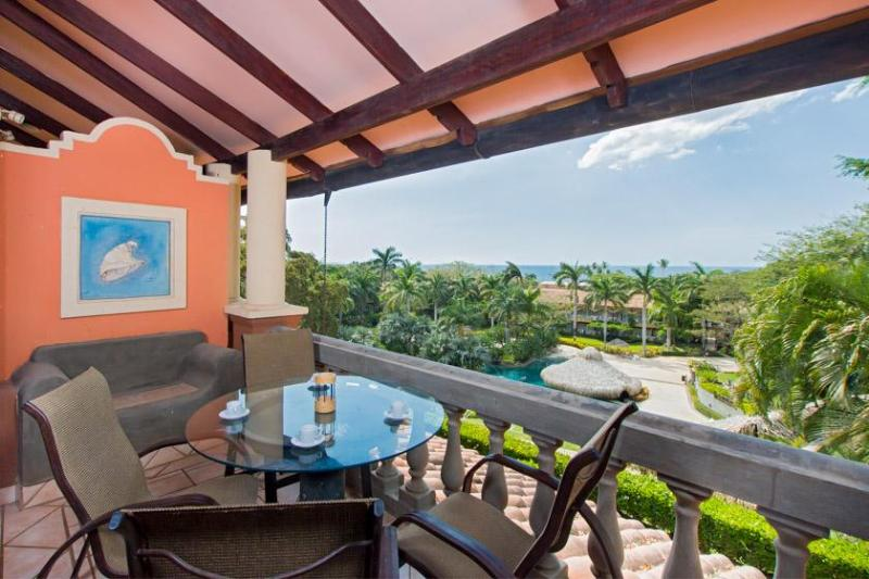 Private balcony with a view - Diria 201  (El Diria) - 20% off Special until April 15! - Tamarindo - rentals