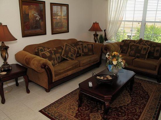 Beautiful 3 Bed 2 Bath Condo In Windsor Hills Resort. 2809AL-304 - Image 1 - Orlando - rentals