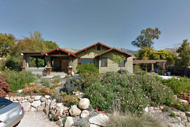 House from the Road - Mission Canyon Craftsman, Peaceful & Close to town - Santa Barbara - rentals