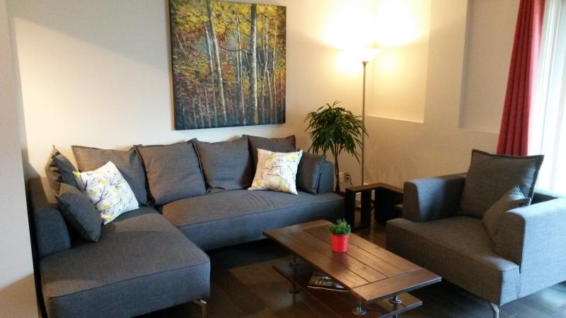 Clean central modern apartment - Image 1 - Calgary - rentals