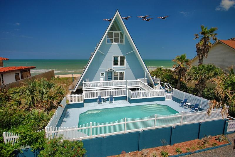 Welcome to Captain's Cottage - Captain's Cottage, a 2br/2.5ba beach house w/pool! - Ponte Vedra Beach - rentals