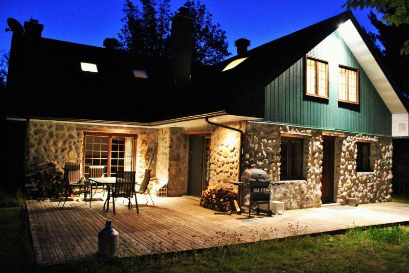 Rustic Chalet Mont Tremblant - Image 1 - Mont Tremblant - rentals