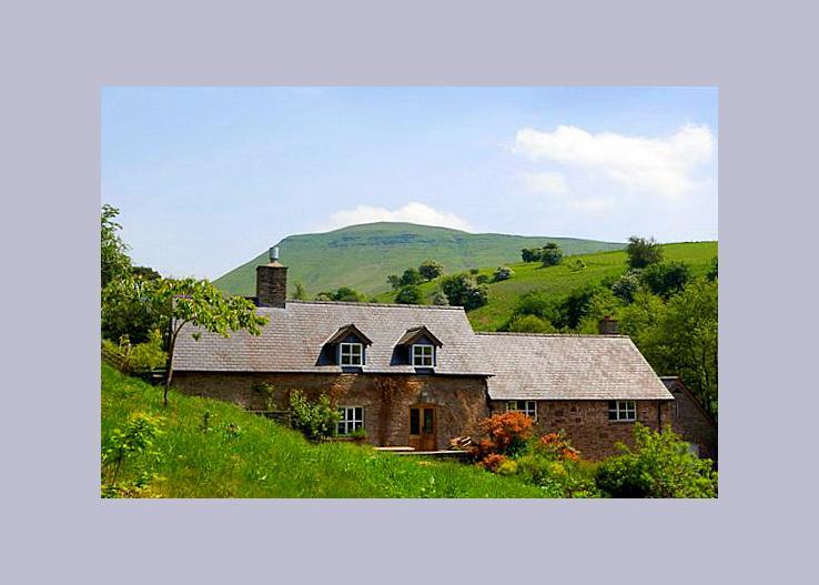 Valley Cottage - Image 1 - Glasbury-on-Wye - rentals