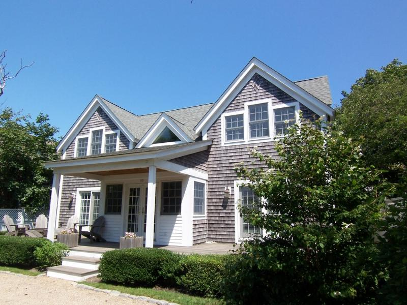 265 - Great Downtown Edgartown Rental Home, Central Air - Image 1 - Edgartown - rentals