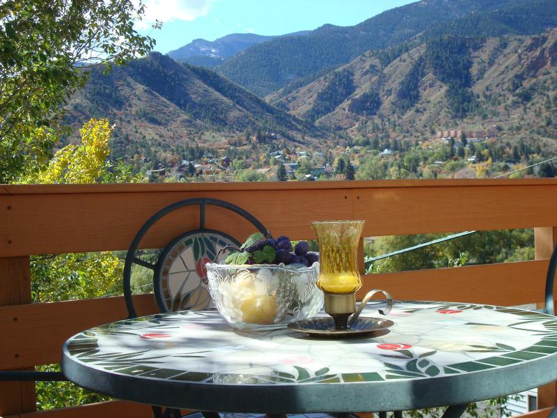 COZY CABIN BY GARDEN OF THE GODS - Image 1 - Manitou Springs - rentals