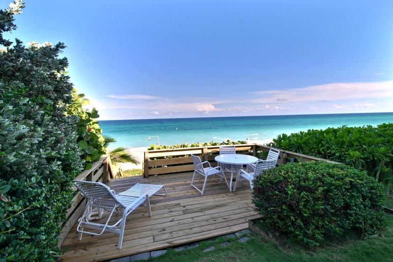Private Beach - THE BEST OF BOTH WORLDS: OCEAN & INTRACOASTAL! - Hillsboro Beach - rentals