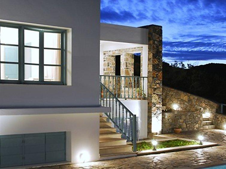 4 bedroom Villa in Mohlos, Crete, Greece : ref 2216830 - Image 1 - Mokhlos - rentals