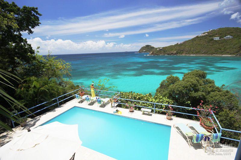 Monte Bay Villa plus Guest House - Image 1 - Saint John - rentals