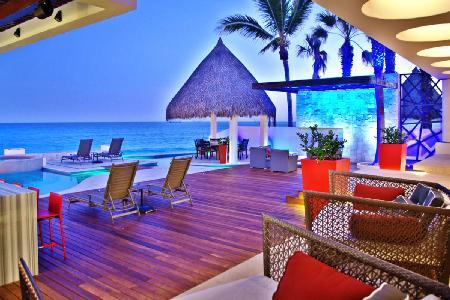 Oceanfront Villa Mateo- private beach access, infinity pool- jacuzzi - Image 1 - Cabo San Lucas - rentals