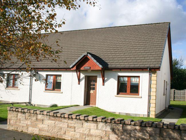 View towards the property - IN679 - Aviemore - rentals