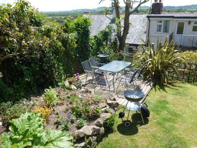 Garden and seating area - HOPCO - Bovey Tracey - rentals