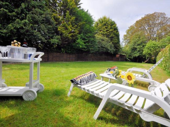 Enclosed garden  - BONDG - Helmsley - rentals