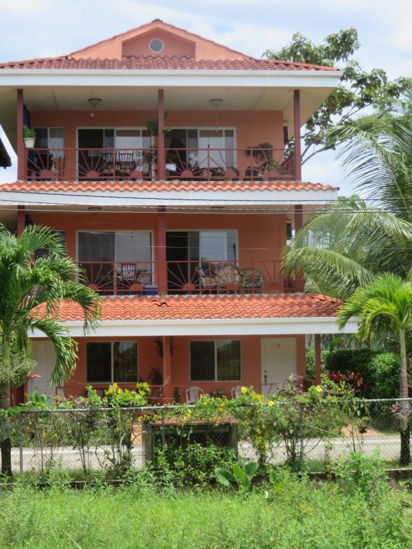Cabana Beach Condos Exterior - Bright 'n Breezy Ocean View Condo - Bocas Town - rentals