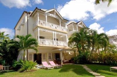 Gorgeous 3 Bedroom Beachfront Townhouse in St. James - Image 1 - Saint James - rentals