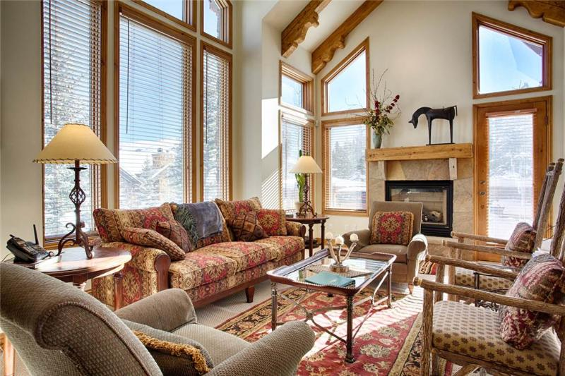 Snowy Ridge House 70 - Image 1 - Breckenridge - rentals