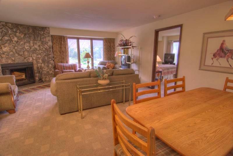 Lodge at 100 W Beaver Creek 408, 3BD condo - Image 1 - Avon - rentals
