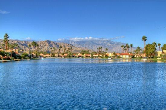 Lovely views of Lake Mirage - LAKE101 - Lake Mirage Raquet Club - 3 BDRM, 3 BA - Rancho Mirage - rentals